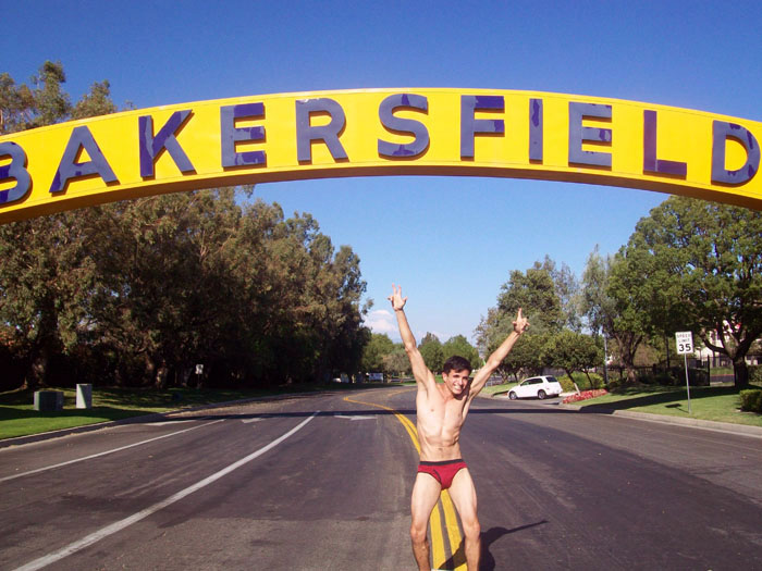 THE STREETS OF BAKERSFIELD