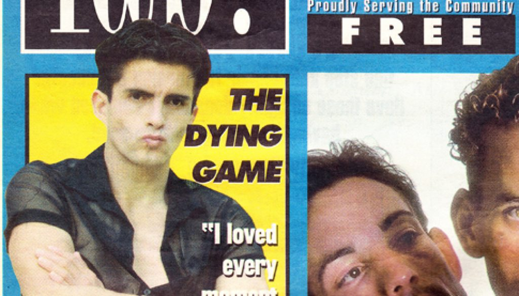 THE DYING GAME – fab! March 19, 1999 – Issue 98