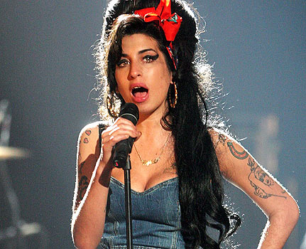 FADE TO WHITE – R.I.P. Amy Winehouse