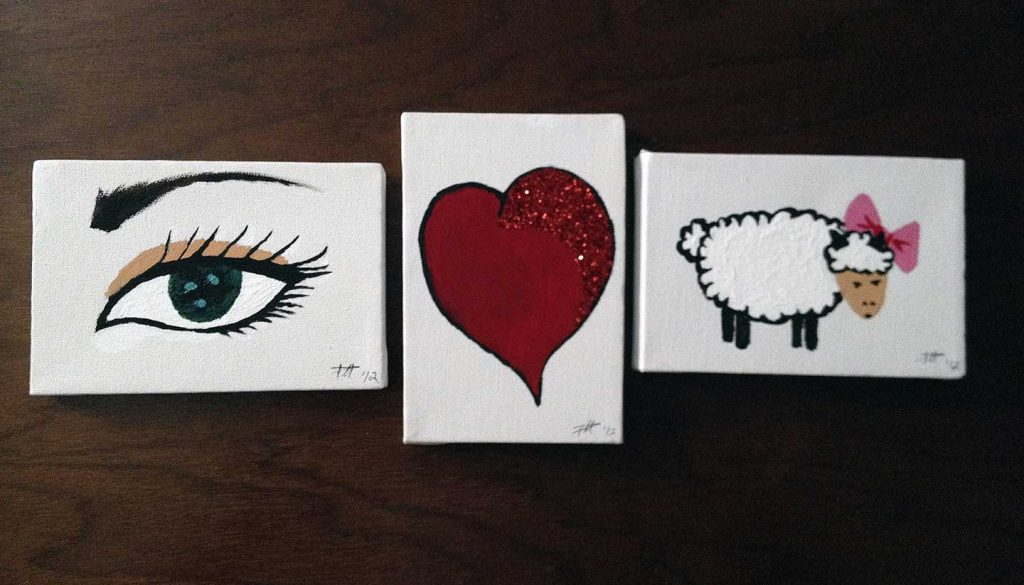 EYE HEART EWE -- HAPPY VALENTINES DAY!!!