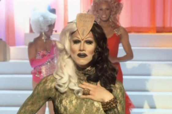 SHARON NEEDLES, SHANTE YOU STAY – RUPAUL, SASHAY AWAY