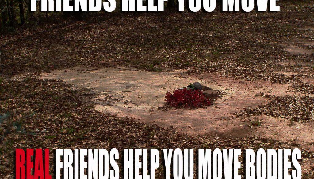 YOU GOTTAH HAVE FRIENDS