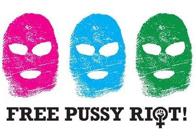 FREE AND FORGIVE PUSSY RIOT