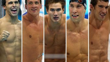 2012 LONDON OLYMPICS & THE MODEST SPEEDO PEOPLE