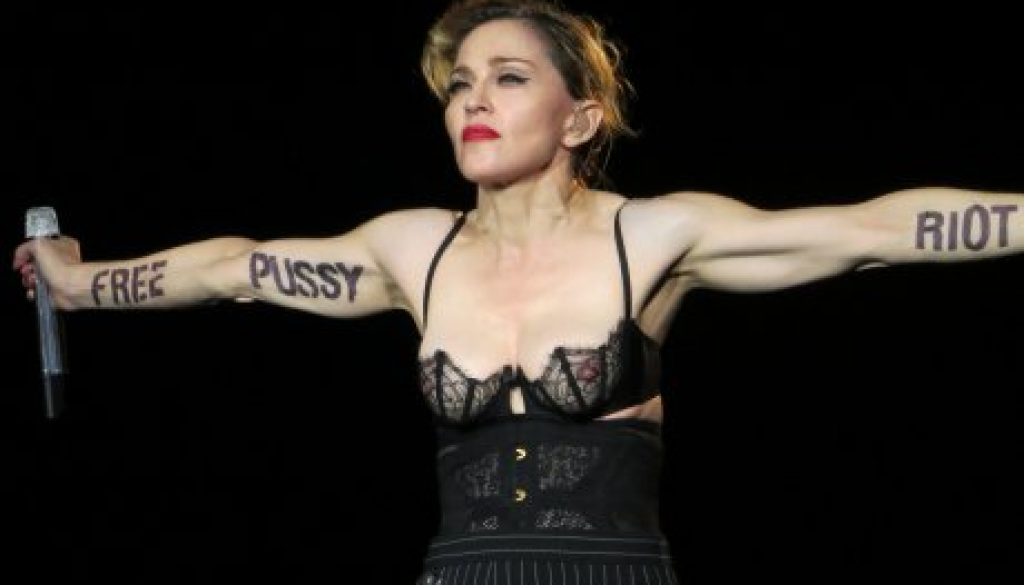 MADONNA'S CONTROVERSIAL MDNA TOUR HEADED FOR U.S. SOIL