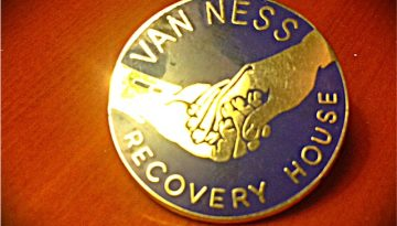VAN NESS RECOVERY HOUSE Q & A WITH KATHY WATT - THE FIGHT MAGAZINE
