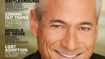BACK ON BOARD – THE FIGHT MAGAZINE GREG LOUGANIS INTERVIEW