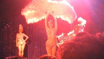Dita Von Teese The Roxy 2010 The hiss fit