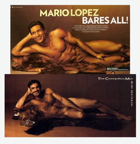 Mario vs Burt The Hiss Fit by Paulo Murillo
