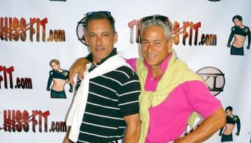 Gred Louganis and Johnny Chiallot thehissfit.com