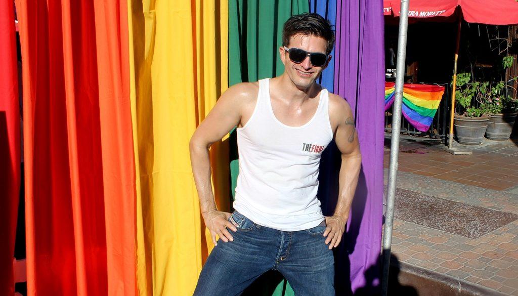 Paulo Murillo Palm Springs Pride