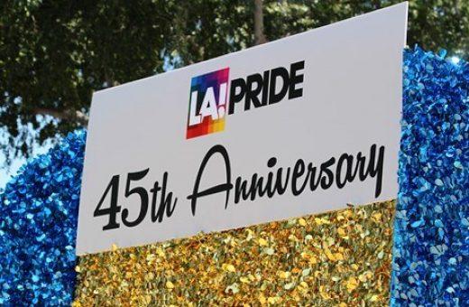 LA PRIDE 45th Anniversary