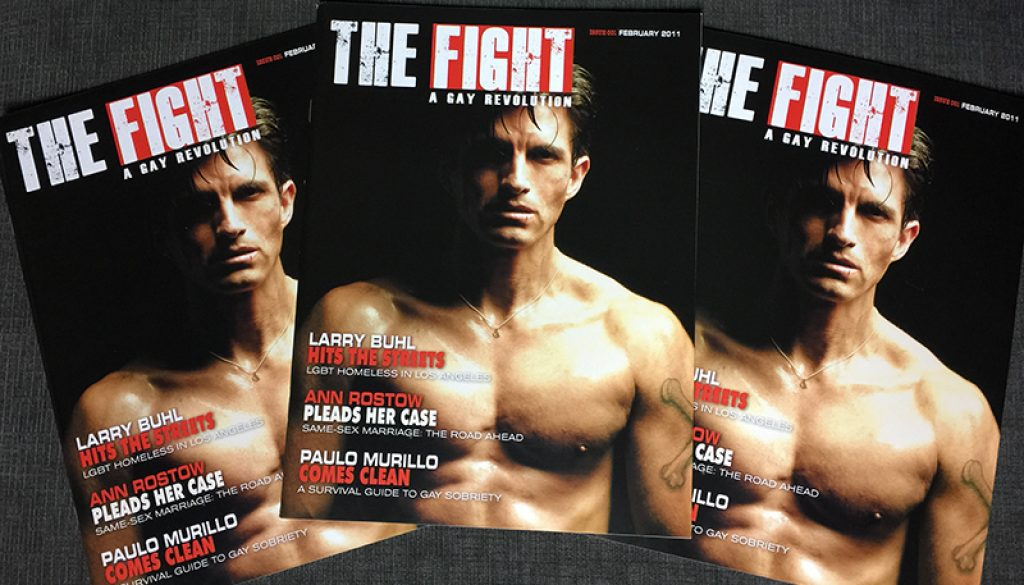 Paulo Murillo The Fight Magazine Issue 01