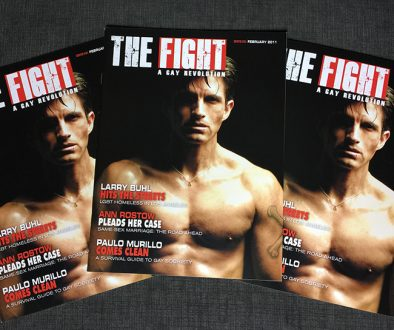 Paulo Murillo The Fight Magazine Issue 01
