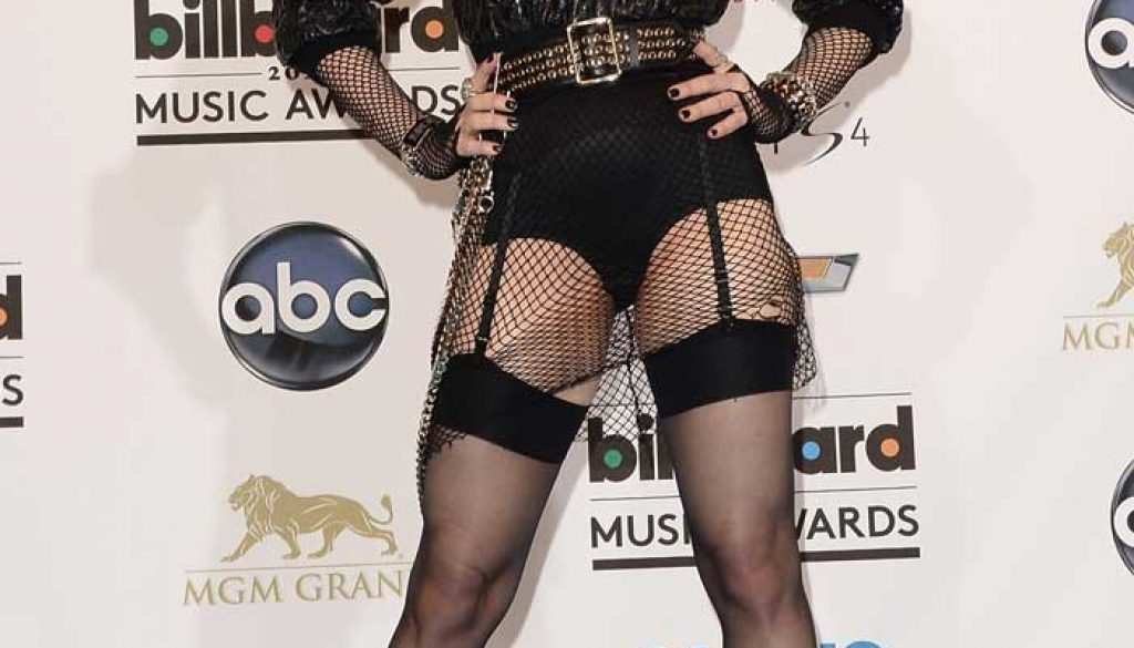 Madonna: the hiss fit
